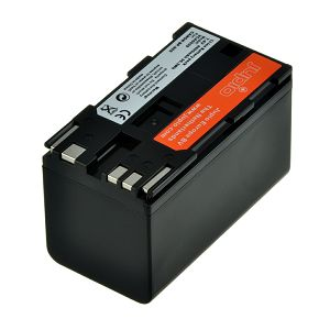 Jupio BP-955 for XF100/XF300 series baterija VCA0029 4900mAh za Canon XF-100, XF-105, XF-300 HD, XF-305 HD , XH A1S, XH G1S, C100, C500