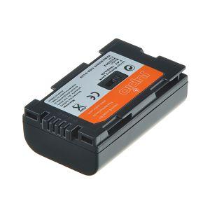 Jupio CGR-D120 za Panasonic baterija VHI0002 1400mAh 7,4V CGA-D54 CGR-D54 DZ-BP14 DZ-BP16 CGR-D08