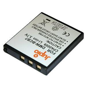 Jupio CGR-S004E DMW-BCB7  za Panasonic baterija CPA0009 650mAh 3.7V
