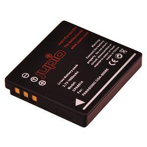 Jupio CGR-S008E DMW-BCE10 za Panasonic baterija CPA0014 1000mAh 3.6V