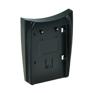 Jupio Charger Plate for Sony NP-FM50/ FM55H/ FM500H/ F550/ F750/ F960/ F970 JCP0003 nastavak pločica za punjač