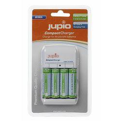 Jupio Compact Charger with 4xAA Direct Power JBC0035 punjač