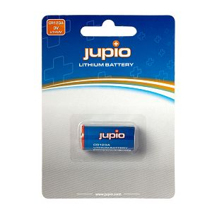 Jupio CR123A Lithium 3V 1pc battery JCC-CR123A baterija