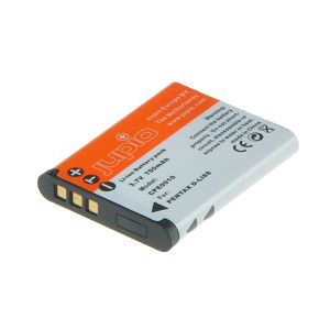 Jupio D-Li88  za Pentax baterija CPE0010 650mAh 3.7V