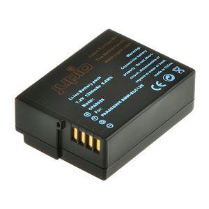 Jupio DMW-BLC12E 1150mAh baterija za Panasonic Lumix DMC-GH2 DMC-FZ200 DMC-G5 DMC-G6 DMC-G85 FZ200 FZ1000 GH2 G5 G6 DMW-BLC12 Leica Q Typ 116 V-Lux Typ 114 Sigma Quattro dp0 dp1 dp2 (CPA0028)