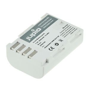 Jupio DMW-BLF-19E Ultra 2000mAh 7.2V za Panasonic DMC-GH4, DMC-GH3 baterija CPA0100