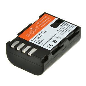 Jupio DMW-BLF19E 1860mAh baterija za Panasonic Lumix DMC-GH5S, DMC-GH5, DMC-GH4, DMC-GH3, DC-G9, GH5S, GH5, GH4, GH3, G9 Lithium-Ion Battery Pack (CPA0024)