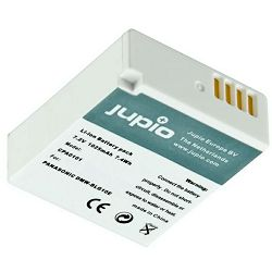 Jupio DMW-BLG10E Ultra 1025mAh 7.2V baterija za Panasonic Lumix DC-GX9 DMC-TZ90 DMC-GF6 DMC-GX7 DMC-GX80 DMC-GX85 DMC-GX9 DMC-LX100 II DMC-TZ100 DMC-TZ200 DMC-TZ80 DMC-TZ93 DMC-ZS200 BP-DC15E CPA0101