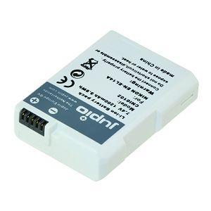 Jupio EN-EL14A Ultra 1200mAh 7.4V Lithium-Ion Battery Pack baterija za Nikon D5600, D5500, D5300, D5200, D5100, D3400, D3300, D3200, D3100, Df, Coolpix P7800, P7700, P7100, P7000 (CNI0102)