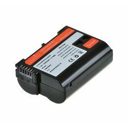 Jupio EN-EL15 1650mAh 7.0V Lithium-Ion Battery baterija za Nikon D810, D610, D600, D7200, D7100, D7000, D800, D810A, D800E, 1 V1 (CNI0020)