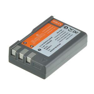 Jupio EN-EL9 za Nikon baterija CNI0011 1100mAh 7.4V Lithium-Ion Battery Pack EN-EL9a baterija za Nikon D3000, D3000 SLR, D40, D40x, D5000, D5000 SLR, D60, D60 SLR i Fujifilm FinePix XP100, XP150