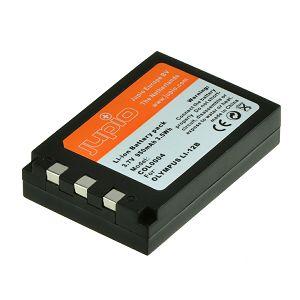 Jupio Li-10B Li-12B 950mAh baterija za Olympus Stylus 1000, 300 Digital, 400 Digital, 410 Digital, 500 Digital, 600 Digital, 800 Digital, 810, C-50, X-2, X-3, X-835, X-845, X-855, X-875 (COL0004)