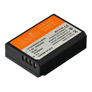 Jupio LP-E10 NB-E10 za Canon baterija CCA0023 1020mAh Lithium-Ion Battery Pack 7.4V za EOS 1100D, 1200D, 1300D