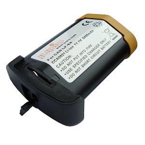 Jupio LP-E4 za Canon baterija CCA0021 2400mAh Battery Pack za EOS-1D Mark III, 1D Mark IV, 1D X, 1Ds Mark III, 1D C 11.1V