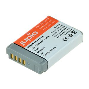 Jupio NB-13L 1050mA 3.7V baterija za Canon PowerShot G7x II, G9x II, G5x, G3x, G7x, G9x Lithium-Ion Battery Pack (CCA0030)