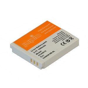 Jupio NB-6L 1000mAh 3.7V Lithium-Ion Battery Pack baterija za Canon PowerShot D10, D20, ELPH 500, N, S90, S95, SD1200 IS, SD1300 IS, SD3500 IS, SD4000 IS, SD770 IS, SD980 IS, SX260 HS, SX280 HS, SX500