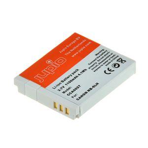 Jupio NB-6LH 1100mAh 3.7V Lithium-Ion Battery Pack baterija za Canon PowerShot SX600 HS, D30, SX700 HS, SX510 HS, SX170 IS, SX280 HS (CCA0027)