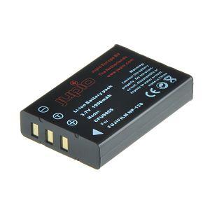 Jupio NP-120 Fuji baterija CFU0005 1900mAh 3.7V za Fujifilm Optio Mx, Mx4, 450, 550, 555, 750Z, FinePix F10 Zoom, F11 Zoom, M603 Zoom, Caplio G3 M, G3s, G4, GX, GX8, 300G, 400G Wide, 500G, 500SE, RX