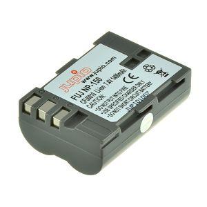 Jupio NP-150 za Fuji baterija CFU0010 1400mAh 7.4V