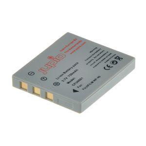 Jupio NP-40 za Fuji baterija CFU0001 750mAh Lithium-Ion Battery Pack 3.7V za Fujifilm J50, F480, F810, V10, KLIC-7005, Pentax D-Li8, D-Li95, Samsung SLB-073, SLB-0837
