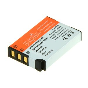 Jupio NP-48 za Fuji baterija CFU0016 1010mAh 3.7V Lithium-Ion Battery Pack za Fujifilm XQ1, XQ2
