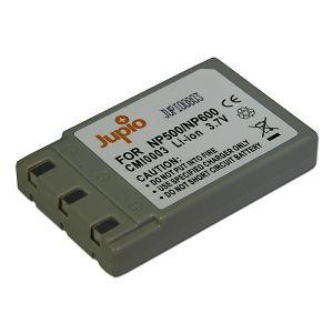 Jupio NP-500 NP-600  za Minolta baterija CMI0003 900mAh 3.7V