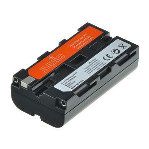 Jupio NP-F330 NP-F550 2350mAh 7.2V baterija za Sony, Atomos, Aputure s NP-Fxxx prihvatom NP-F330, NP-F530, NP-F550, NP-F730, NP-F750, NP-F770, NP-F750SP, NP-F930, NP-F950, NP-F960, NP-F970, NP-F975