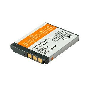 Jupio NP-FD1 (with infochip) NP-BD1 baterija CSO0022 700mAh 3.6V za Sony DSC-T77, DSC-T90, DSC-T300, DSC-T500, DSC-TX1, DSC-T700, DSC-T2, DSC-T70, DSC-T75, DSC-T200