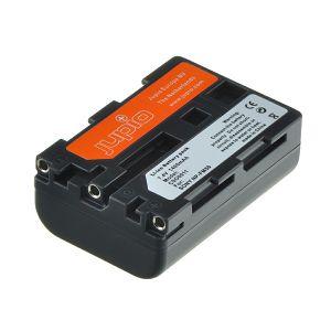 Jupio NP-FM50, NP-FM51, NP-QM50, NP-QM51 baterija CSO0011 1400mAh 7.2V za Sony CCD-TRV138, DCR-DVD201, DCR-PC110, DCR-PC330, DCR-PC9, DCR-TRV17, DCR-TRV19, DCR-TRV22, DCR-TRV280, DCR-TRV30, DCR-TRV33