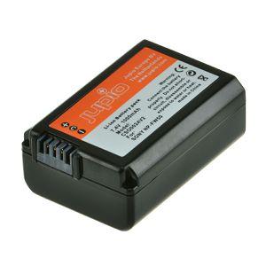 Jupio NP-FW50 1000mAh (with infochip) baterija za Sony NEX-C3 NEX-7 NEX-7B NEX-7C NEX-7K NEX-C3 A33 A55 NPFW50 A35, A37, ILCE QX1, NEX-3N, NEX-5R, NEX6, NEX-6, NEXF3, NEX-F3 Cyber-shot RSC-RX10 Alpha