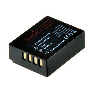 Jupio NP-W126 Fuji baterija CFU0014 1260mAh 7.2V za Fujifilm FinePix X-Pro2, X-T2, X-T20, X-Pro1, X-A1, X-A2, X-A3, X-E1, X-E2, X-T1, X-T10, T500, HS30EXR, HS33EXR, HS50EXR