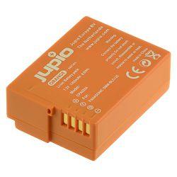 Jupio Orange-Series DMW-BLC12E 1200mAh Lithium-Ion Battery Pack baterija za Panasonic DMC-GH2, DMC-FZ200, DMC-G5, DMC-G6, Leica V-Lux 4, V-Lux (Typ 114), Sigma dp1 Quattro, dp2 Quattro (CPA0204)