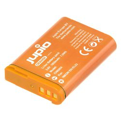 Jupio Orange-Series EN-EL23 1850mAh Lithium-Ion Battery Pack baterija za Nikon Coolpix P600, P610, S810C, P900 (CNI0204)