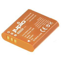 Jupio Orange-Series Li-90B Li-92B 1270mAh Lithium-Ion Battery Pack baterija za Olympus Tough TG1 Li 90B Li90b (COL0201)