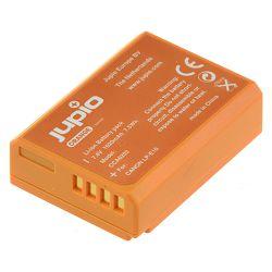 Jupio Orange-Series LP-E10 1020mAh 7.4V Lithium-Ion Battery Pack baterija za Canon EOS 1300D, 1200D, 1100D (CCA0202)