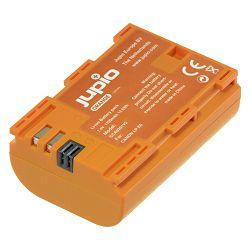 Jupio Orange-Series LP-E6 1700mAh 7.2V Lithium-Ion Battery Pack baterija za Canon EOS 6D II 5D IV 5D III 5DsR 7D II 80D 70D 60D 5D II XC10 5Ds 60Da (CCA0201V2)
