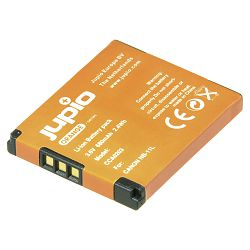 Jupio Orange-Series NB-11L 680mAh 3.6V Lithium-Ion Battery Pack baterija za Canon PowerShot ELPH 340 HS, 320 HS, 150 IS, 140 IS, A4000 IS, A3500 IS, A3400 IS, A3400, A2600, A2500 (CCA0203)