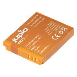 Jupio Orange-Series NB-6LH 1100mAh 3.7V Lithium-Ion Battery Pack baterija za Canon PowerShot SX510 HS, SX170 IS, SX280 HS (CCA0204)