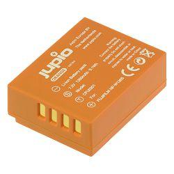 Jupio Orange-Series NP-W126S 1260mAh Lithium-Ion Battery baterija za Fujifilm Fuji FinePix X-Pro2, X-T2, X-T20, X-Pro1, X-A1, X-A2, X-A3, X-E1, X-E2, X-T1, X-T10, HS30EXR, HS33EXR, HS50EXR (CFU0201)