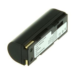 Jupio PDR-BT1 PDR-BT2 za Toshiba baterija CFU0004 1400mAh