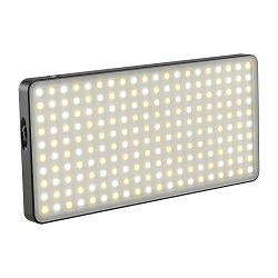 Jupio PowerLED 200A LED panel rasvjeta za video snimanje s integriranom baterijom 4200mAh Built-in Powerbank Alu Lithium-Ion Battery Pack (JPL200A)