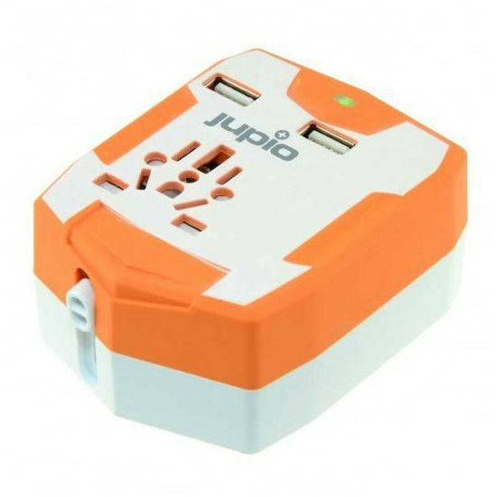 Jupio PowerVault 6000 Travel Adapter JTA0025 power bank punjač napajanje