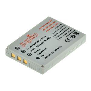 Jupio Traveler Slimline Series/ DC-5080 za Aldi Traveler baterija CMI0004 650mAh