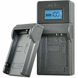 Jupio USB Brand Charger Kit za Canon 3.6V-4.2V baterije (LCA0034)