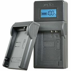Jupio USB Brand Charger za JVC Samsung Sony 3.6V-4.2V baterije (LSO0034)