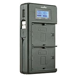 Jupio USB Dedicated Duo Charger LCD punjač za Canon LP-E10 (JDC2003)