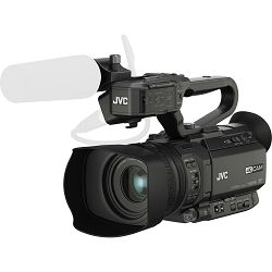 JVC GY-HM200E 4K Ultra HD 12x zoom WiFi IP Network Live Stream profesionalna video kamera Compact Handheld Streaming Camcorder