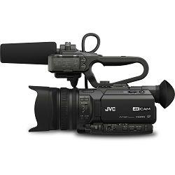 JVC GY-HM200E 4K Ultra HD 12x zoom WiFi IP Network Live Stream profesionalna video kamera Compact Handheld Streaming Camcorder