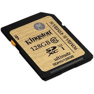 Kingston 128GB SDXC Class 10 UHS-I Ultimate Flash Card, EAN: 740617231441