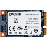 30GB SSDNow mSATA (6Gbps)